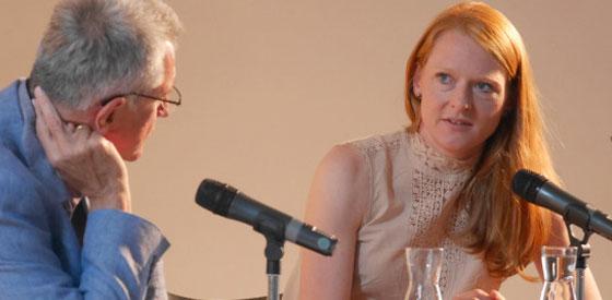 Anja Kampmann: Wie hoch die Wasser steigen, Dienstag, 19.06.18               /                   20.00              Uhr <br/>(c) Heiner Wittmann