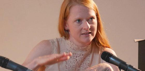 Anja Kampmann: Wie hoch die Wasser steigen <br/>(c) Heiner Wittmann