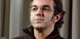 Navid Kermani: Dein Name, Montag, 14.11.11               /                   20.00              Uhr <br/>(c) Heiner Wittmann
