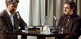 Navid Kermani: Dein Name <br/>(c) Heiner Wittmann