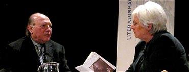 Imre Kertész: Liquidation <br/>(c) Heiner Wittmann