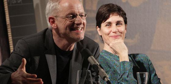 Heinrich Detering, Ursula Krechel: Irmgard Keun: Das Werk,                                                               Donnerstag, 11.01.18               /                   20.00              Uhr                               <br/>(c) Heiner Wittmann