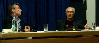 Bodo Kirchhoff: Parlando <br/>(c) Heiner Wittmann
