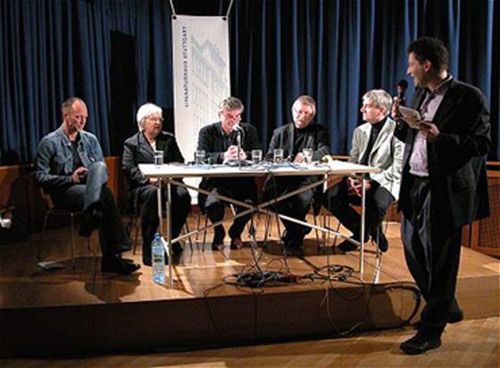Wozu Klassiker?, Donnerstag, 20.01.05               /                   20.00              Uhr <br/>(c) Heiner Wittmann