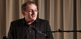 Georg Klein, Ulf Abraham: Literatur und Alltag - Ich könnte ein Buch darüber schreiben! <br/>(c) Yves Noir