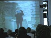 Marcel Beyer, Christian Döring, Anja Utler, Peter Waterhouse: Auswertung der Flugdaten - Zum Tod von Thomas Kling, Dienstag, 03.05.05               /                   20.00              Uhr <br/>(c) Heiner Wittmann
