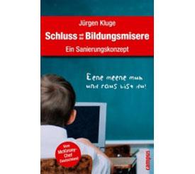 Jürgen Kluge: Bildung - ein Sanierungsfall? <br/>(c) Heiner Wittmann