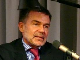 Fritz J. Raddatz: Tagebücher 1981-2001, Donnerstag, 30.09.10               /                   20.00              Uhr <br/>(c) Heiner Wittmann