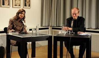 Ursula Krechel: Landgericht,                                                               Mittwoch, 14.11.12               /                   21.00              Uhr                               <br/>(c) Kristina Popov