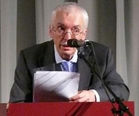 Zülfü Livaneli, Klaus Kreiser: Mustafa Kemal Atatürk - Einst Staatsmann, heute Säulenheiliger?, Mittwoch, 12.01.11               /                   20.00              Uhr <br/>(c) Heiner Wittmann