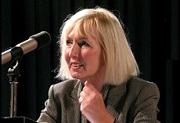 Birgitte Kronauer: Vom Abklatsch in der Kunst, Mittwoch, 22.09.04               /                   20.00              Uhr <br/>(c) Heiner Wittmann