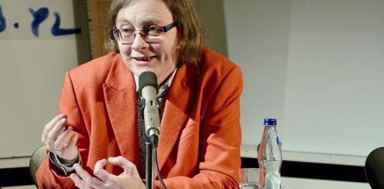 Thomas Macho, Terézia Mora: Das Leben nehmen, Mittwoch, 28.02.18               /                   20.00              Uhr <br/>(c) IZKT / Nora Heinzelmann