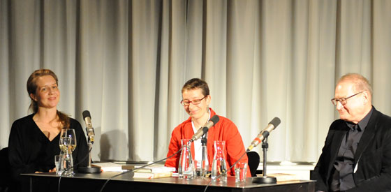 Svenja Leiber: Das letzte Land <br/>(c) Kristina Popov