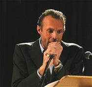 Michael Lentz, Michael Krüger, Jáchym Topol, Jan Peter Tripp, Patrick Charbonneau: Das Literaturhaus wird 1! <br/>(c) Heiner Wittmann