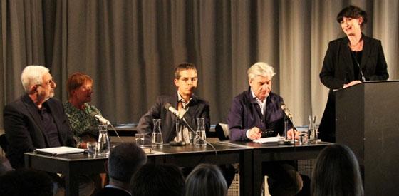 Jonathan Lethem, Ronald Suny: Der Garten der Dissidenten <br/>(c) Heiner Wittmann