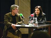 Sibylle Lewitscharoff: Consummatus, Donnerstag, 02.03.06               /                   20.00              Uhr <br/>(c) Heiner Wittmann