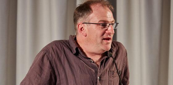 Alban Nikolai Herbst, Klaus Maiwald: Literatur und Selbstdarstellung - Wenn nicht ich, wer dann? <br/>(c) Yves Noir