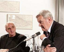 Harald Hartung, Jürgen Baurmann: Literatur und Bewertung <br/>(c) Yves Noir