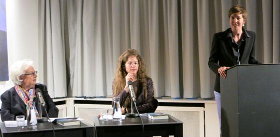 Sigrid Löffler: Die neue Weltliteratur und ihre großen Erzähler, Mittwoch, 30.04.14               /                   20.00              Uhr <br/>(c) Tilmann Eberhardt