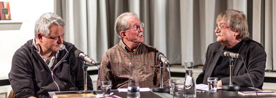Tom Raworth, Ulf Stolterfoht: Logbuch <br/>(c) Sebastian Becker