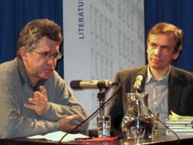 Lutz Seiler: Die Anrufung, Montag, 23.01.06               /                   20.00              Uhr <br/>(c) Sandy Stoll
