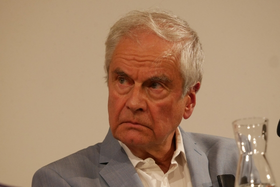 Frido Mann, Irmela von der Lühe: Das Weiße Haus des Exils,                                                               Mittwoch, 19.09.18               /                   19.30              Uhr                               <br/>(c) Heiner Wittmann