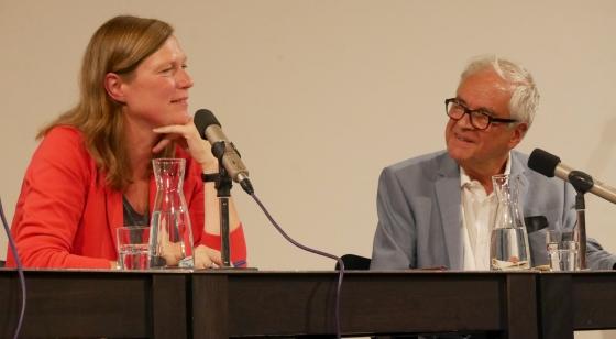 Frido Mann, Irmela von der Lühe: Das Weiße Haus des Exils <br/>(c) Heiner Wittmann