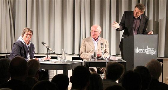 Martin Walser: Das dreizehnte Kapitel <br/>(c) Heiner Wittmann