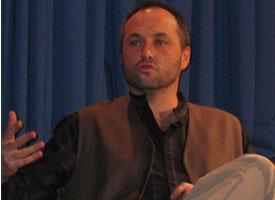 Colum McCann: Zoli,                                                               Mittwoch, 24.01.07               /                   20.00              Uhr                               <br/>(c) Tilman Eberhardt