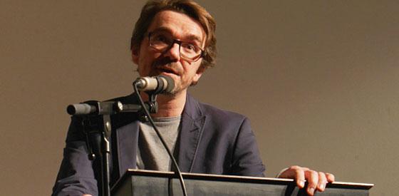 Robert Menasse: Die Hauptstadt, Mittwoch, 07.02.18               /                   20.00              Uhr <br/>(c) Heiner Wittmann
