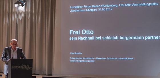 Mike Schlaich: Das hängende Dach – der Nachhall von Frei Otto <br/>(c) Sebastian Wenzel