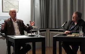 Norbert Miller: Fonthill Abbey - Die dunkle Welt des William Beckford,                                                             Mittwoch, 09.05.12               /                   20.00              Uhr                               <br/>(c) Sebastian Becker