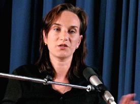 Terézia Mora: Über den (hohen oder nicht) Verrat <br/>(c) Heiner Wittmann