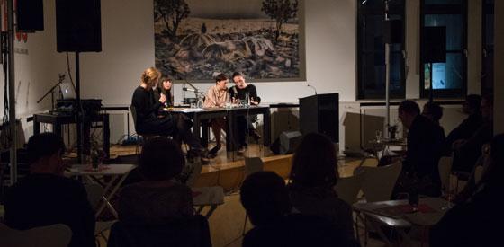 Valzhyna Mort, Uljana Wolf: Zwischen Sprachen <br/>(c) Simon Adolphi