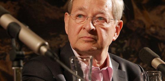 Péter Nádas: Aufleuchtende Details <br/>(c) Heiner Wittmann