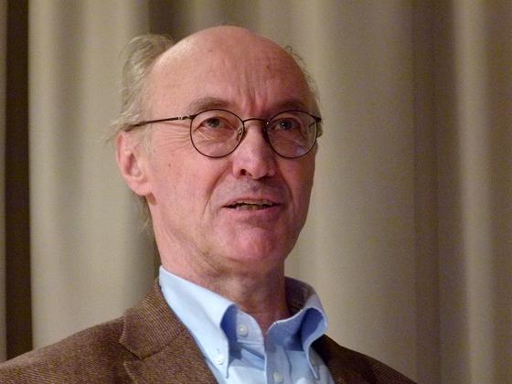 Winfried Nerdinger: Engagierte Architektur - Bauen zur Veränderung der Gesellschaft <br/>(c) Heiner Wittmann