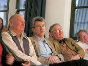 Wendelin Niedlich und seine Lesevergnügungsgesellschaft, Montag, 02.05.05               /                   20.00              Uhr <br/>(c) Heiner Wittmann