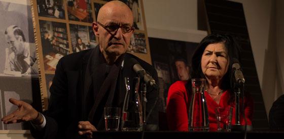 Friedrich Schirmer, Hannelore Schlaffer, Jan Peter Tripp: Wanted: Wendelin Niedlich! <br/>(c) Simon Adolphi