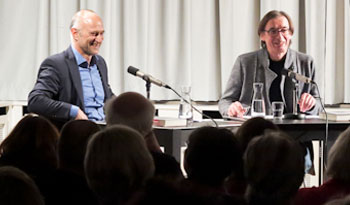 Wolfgang Niess, Wolfgang Schorlau: Die vergessene Revolution, Mittwoch, 23.01.13               /                   20.00              Uhr <br/>(c) Sebastian Becker