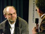 Dietrich Eberhard Sattler, Joachim Noller, Claudia Albert: Hölderlins »Hyperion« und Bruno Maderna,                                                               Dienstag, 27.02.07               /                   20.00              Uhr                               <br/>(c) Heiner Wittmann