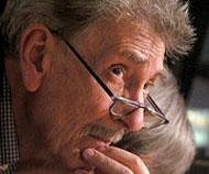 Adonis, SAID, Oskar Pastior, Rosemarie Waldrop, Uwe Kolbe, Mirela Ivanova: Poesie in die Stadt 2003 <br/>(c) Heiner Wittmann