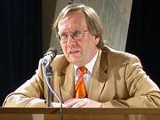 Jürgen Oelkers, Reinhard Kahl: Bildung in Deutschland - was nun? <br/>(c) Heiner Wittmann
