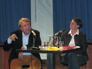 Hanns-Josef Ortheil: Die geheimen Stunden der Nacht, Montag, 26.09.05               /                   20.00              Uhr <br/>(c) Literaturhaus Stuttgart
