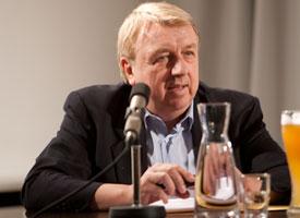 Hanns-Josef Ortheil: Lesen, Donnerstag, 24.02.11               /                   20.00              Uhr <br/>(c) Lukas Stark