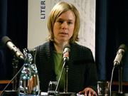 Anja Utler, Oswald Egger: Lustrationen - Brinnen <br/>(c) Heiner Wittmann