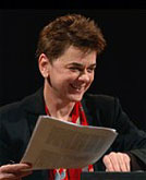 Ulrike Draesner: Ulrike Draesner <br/>(c) Heiner Wittmann