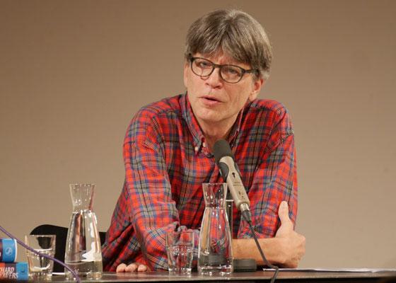 Richard Powers: Die Wurzeln des Lebens, Dienstag, 06.11.18               /                   19.30              Uhr <br/>(c) Heiner Wittmann