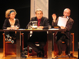 Orhan Pamuk: Schnee <br/>(c) Literaturhaus Stuttgart