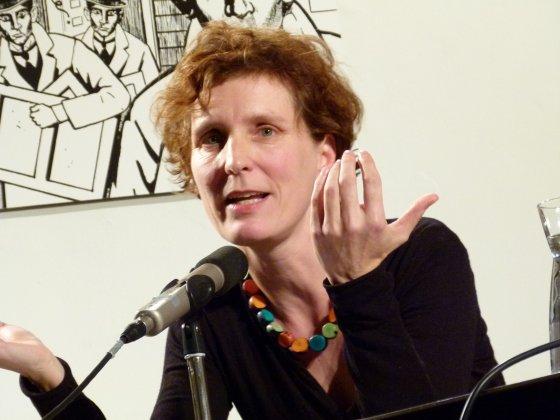 Annette Pehnt, Nina Verheyen: Lexikon der Angst, Mittwoch, 08.01.14               /                   20.00              Uhr <br/>(c) Heiner Wittmann