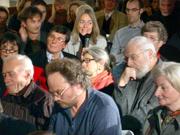 Wieland Backes, Joachim Kalka: Außer Atem. Ist langsam schneller?,                                                               Mittwoch, 14.12.05               /                   20.00              Uhr                               <br/>(c) Heiner Wittmann